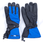 Blue Sky Blue Gauntlet Glove
