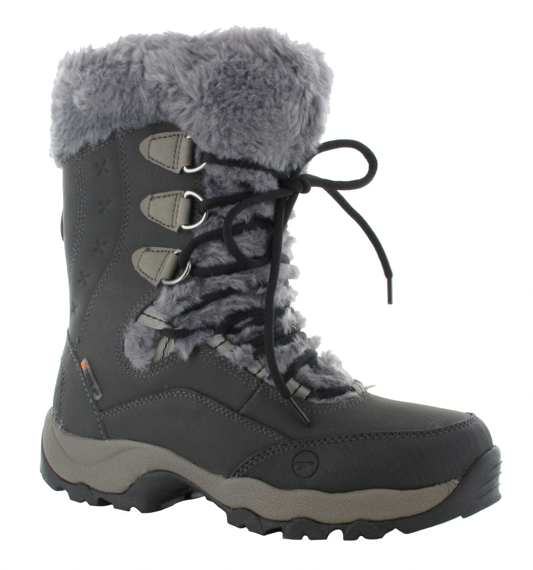 Hi-Tec Ladies St. Anton 200 Waterproof Thinsulate Snow Boots in ...
