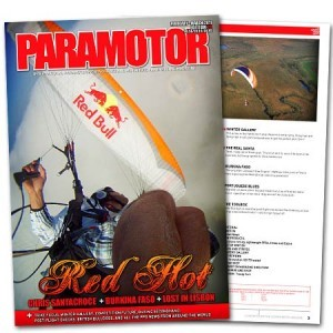 Paramotor Magazine, Issue No 23, February - March 2011