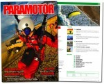 Paramotor Magazine, Issue No 9, October & November 2008